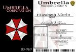 Umbrella Corp. Badge (Resident Evil) by Amber-Fucken-Sweet