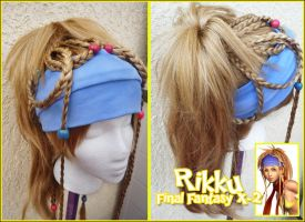 Rikku from Final Fantasy X-2 by taiyowigs