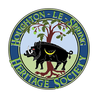 Houghton le Spring Heritage Badge by Corfield