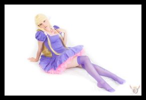 Purple Chii ~ Chobits 6 by SinnocentCosplay