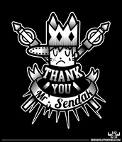 Thank you, Mr Sendak by ExoesqueletoDV
