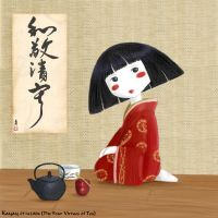 Haikko - The 4 Virtues of Tea by Paramnesia