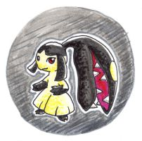 Mawile by Porcubird