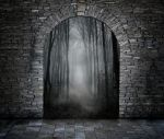 Doorway by Saphica8