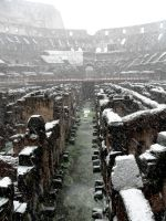 Colosseo interior 4 by TheLittleCrow