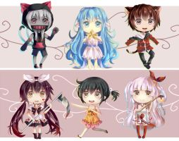 Chibi Batch by Ruurin