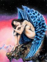 And the Angel Sleepeth by johnlanthier
