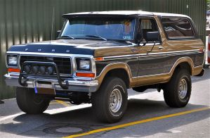 Ford Bronco Ranger XLT by cmdpirxII