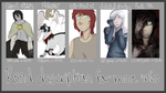 OPEN Commission prices 2015 by Tycusha