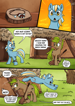 PAGE 1: Just WOW by Ithlini