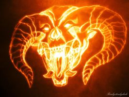 The Balrog by Readysteadydude