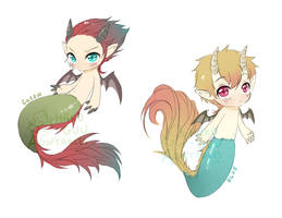 -2 day auction- Merdragon shotas [Closed] by alterpline