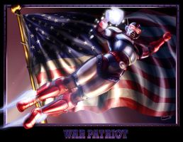 War Patriot by Toddworld by War-Patriot
