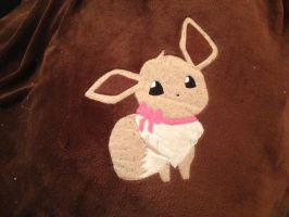 Eevee Blanket by GraycilynTalor