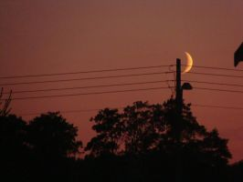 moon. by Casiula