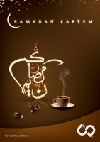 Ramadaan Poster by CanorousDesign