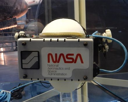 NASA Virtual Reality Headset Prototype by rlkitterman