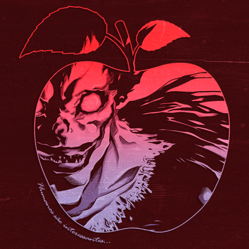 Ryuk Chan by Consolee
