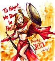To night we dine in hell by tama-lynn
