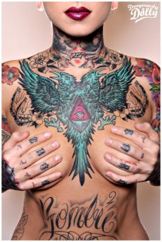 Chest Piece by artraged
