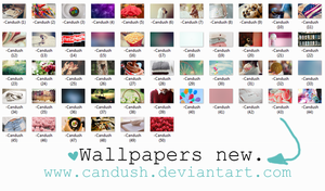 Wallpapers new - By, Candush by Candush