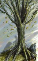 Tree Spirit by LineDetail