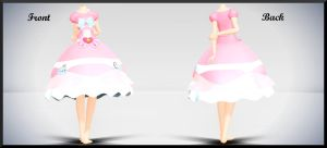 Hime Lolita Dress- DL by MichiKairin