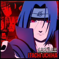 Itachi Profile Pic by zFlashyStyle