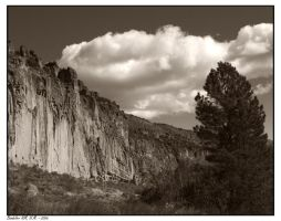 Bandelier NP, New Mexico by photodoc2