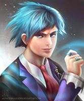 Steven Stone by EternaLegend