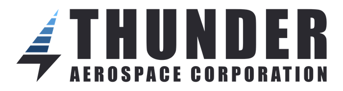 Thunder Aerospace Corp. - Company Logo for KSP by sumghai