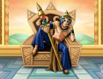 Prince of Ayuthay by bladesfire