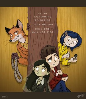 Paranorman Activity by wolfjedisamuel