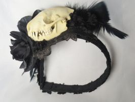 Last Rites Headband by sweetmildred