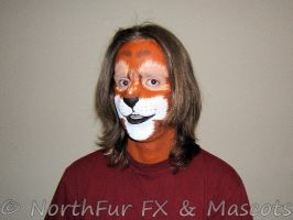 Small Rodent Nose by NorthFurFX
