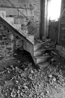 Dirty Stairs by Benjjam