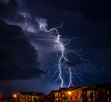 11 July 2013 Lightning Color by PaigeBurress