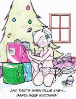 A Little Christmas Story~ by BlackRoseSeduction