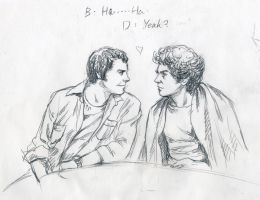 Bodie and Doyle by berman1983