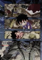 Fairy Tail 390 Color 1 Cleaning Written by Ulquiorra90