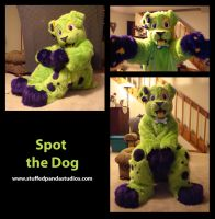 Spot the Dog - full body 2 by stuffedpanda-cosplay