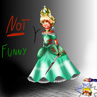 .:That's not funny you twat:. by PrincessCelestia908