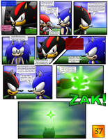 Sonic the Hedgehog Z #5 Pg. 37 January 2014 by CCI545