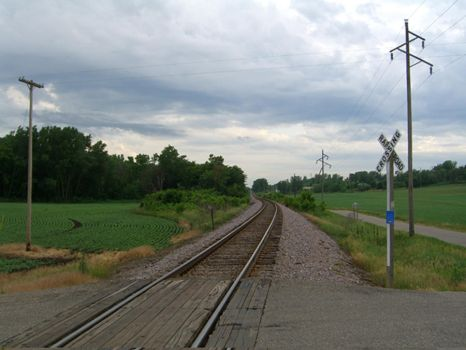The old valley railroad by ajfox