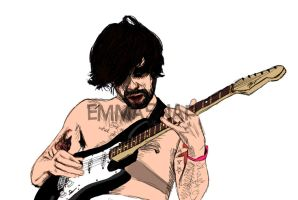 Simon Neil Illustration by emmasnap