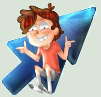 Dipper yes by O-CoMeT-StAr-O