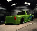 Volkswagen Pickup by SaMuVT
