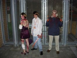 Silent Hill 4 Group Once More by tender-sugar