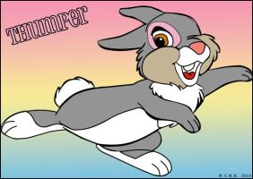 Thumper by tina1138
