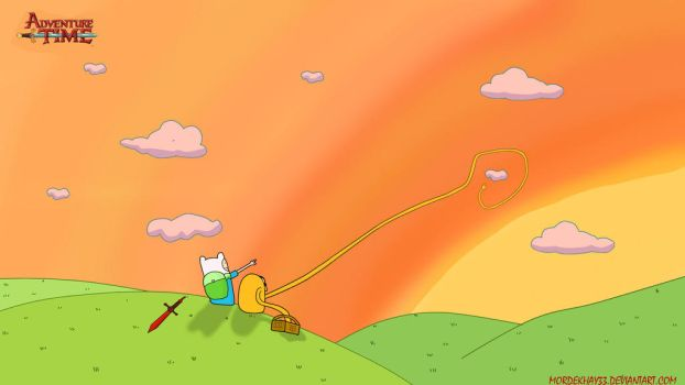 Adventure Time by Mordekhay33